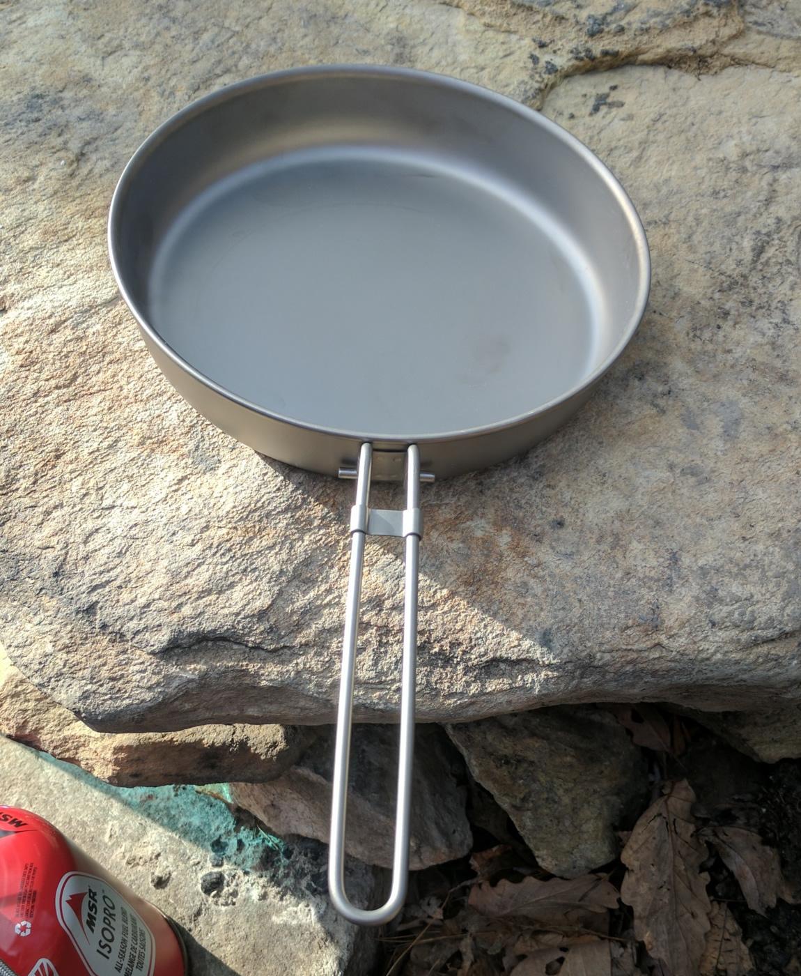 Keith Titanium Frying Pan