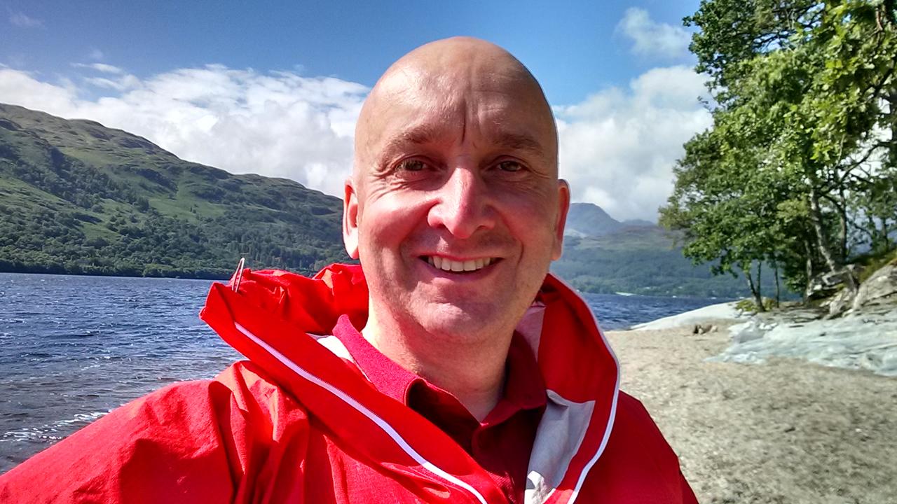 Ian Slack Loch Lomond