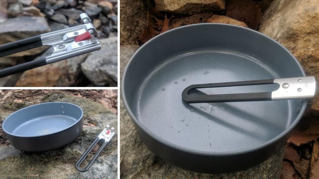 MSR Windburner Ceramic Skillet handle