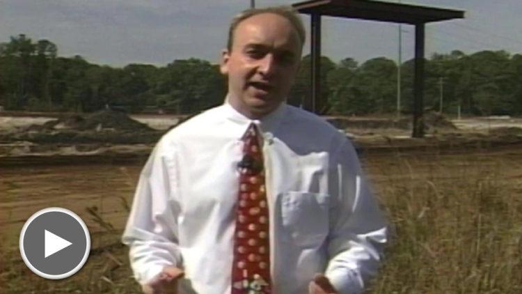 Interstate Toll Plaza Proposal - Ian Slack/WTOC 1997